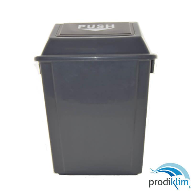 0672103-papelera-pvc-gris-tapa-basculante-60l-prodiklim