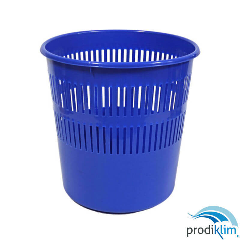1282106-papelera-plastico-oficina-rejilla-azul